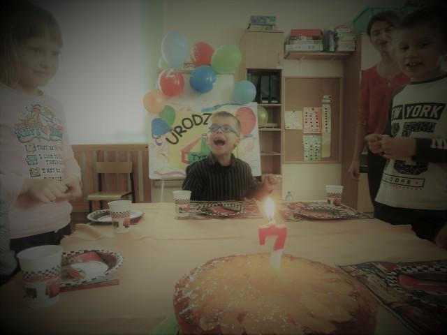 Urodziny Tymka