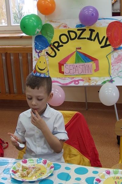 Urodziny Sebastiana