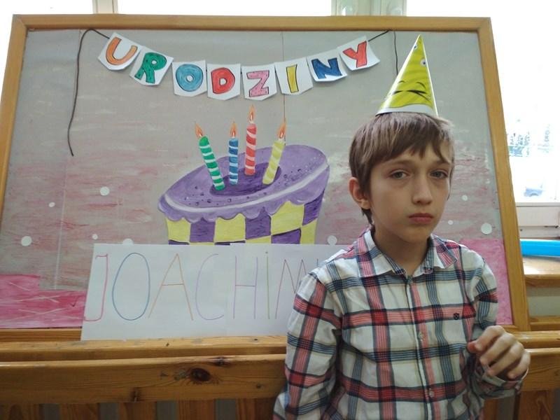 Urodziny Joachima