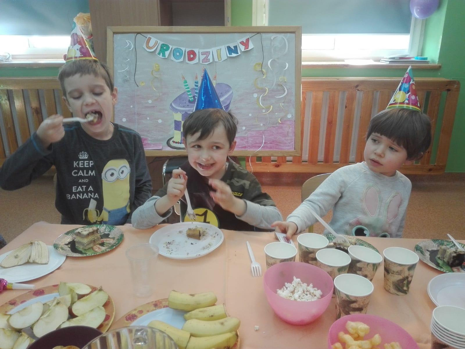 Urodziny Piotrka